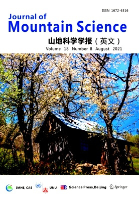 Journal of Mountain Science杂志