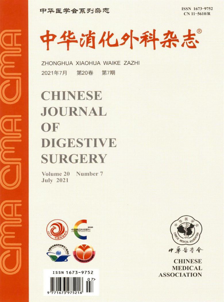 《中华消化外科》 月刊