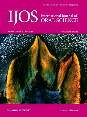 International Journal of Oral Science杂志